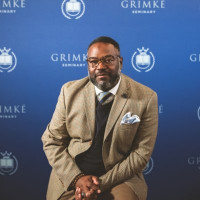 The Rev. Dr. Doug Logan, Jr., President of Grimke Seminary, Co-Director of Church in Hard Places Acts29, and Pastor for Church Planting at Remnant Church in Richmond, VA