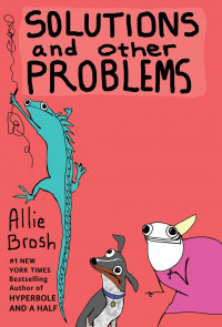 Allie Brosh, bestselling author of the webcomic Hyperbole and a Half, talks with S.W. Conser on Words and Pictures on KBOO Radio