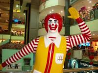 Statue of Ronald McDonald