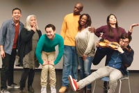 The Brothers Paranormal presented by Theatre Diaspora