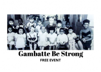Gambatte Be Strong
