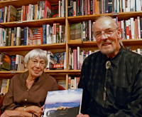 Ursula K. Le Guin and Roger Dorband