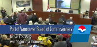 Vancouver Port Commission stops Tesoro-Savage terminal