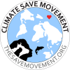 Climate Save Movement logo
