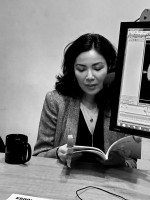 Talking Earth with Wendy Chin-Tanner