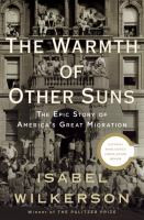 From the Black Book Talk Vault: Isabel Wilkerson, The Warmth of Other Suns